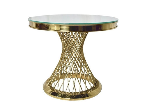 Empress Cake Table - Gold