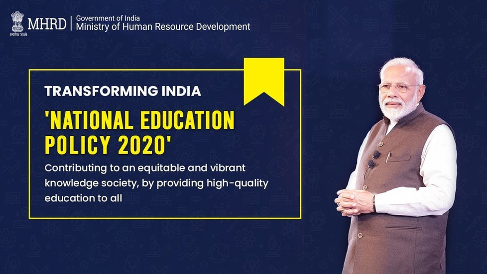 EDUCATION POLICY OF INDIA