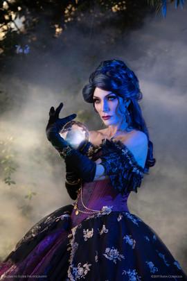 Madame Leota Crystal Ball 1