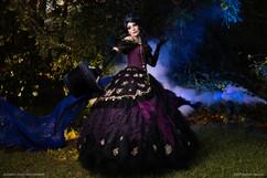 Madame Leota & Hatbox Wide
