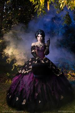 Madame Leota & Hatbox Forest.jpg