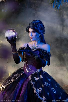 Madame Leota Crystal Ball