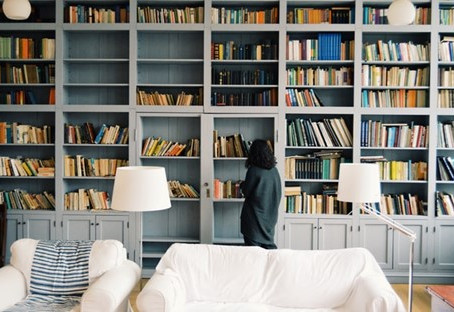 Home Library Ideas: How to Store Your Books and Keep Them Like New