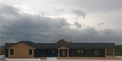 basic 3d house model