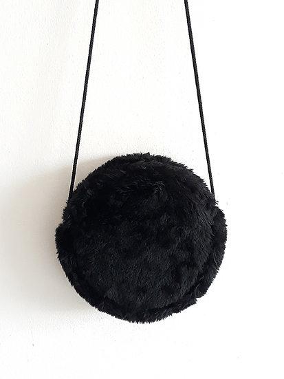 Mini teddy bag černá