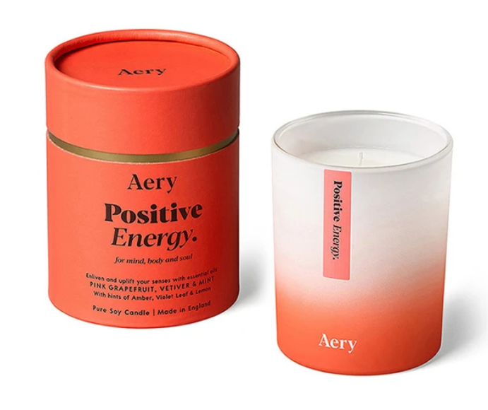Aery - Positive Energy Candle