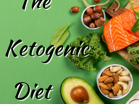 Everything You Want To Know About The Ketogenic Diet Part-1