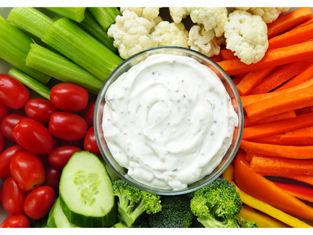 Get Your Kids To Eat Vegetables With A Quick Dip