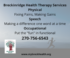 Breckinridge Health Therapy Physical Fix