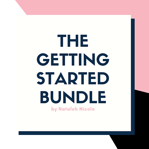 The Getting Started Bundle for Boutique Owners