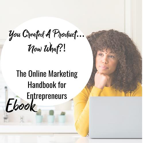 The Online Marketing Handbook for Entrepreneurs