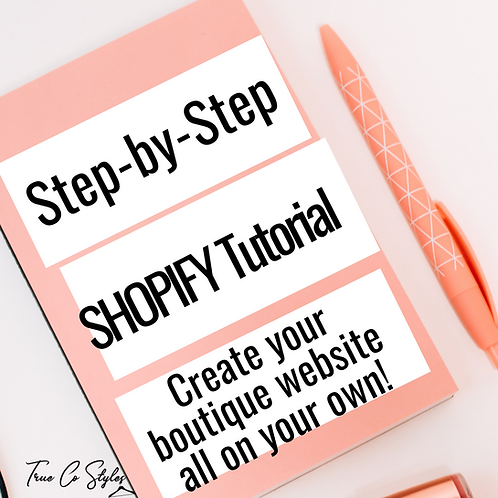 Create a Shopify Website [STEP BY STEP Guide]