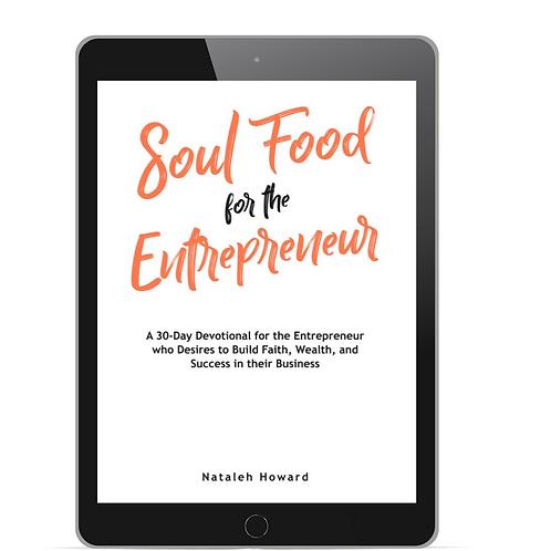 Soul Food for the Entrepreneur Ebook