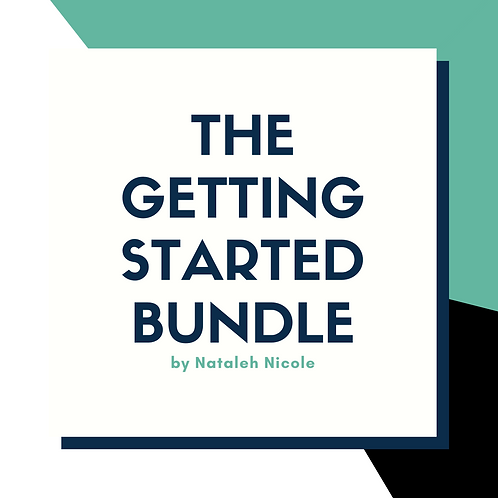 The Getting Started Bundle for Entrepreneurs