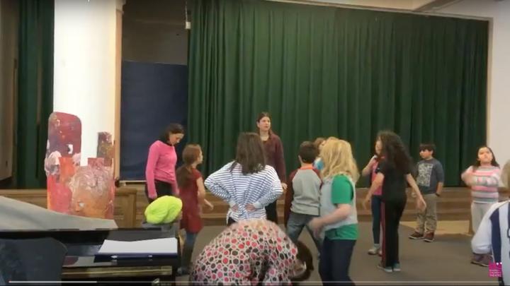 Theatre Class- Brooklyn Children's Theatre 2016