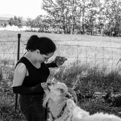 JOY! is.....connecting with my roots. I raised a herd of 4-H dairy goats called Flower Kids, during middle school and into high school.