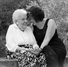JOY! is.....the relationship I have with my grandma. The best parts of my personality have been influenced by her patience, kindness, and love!