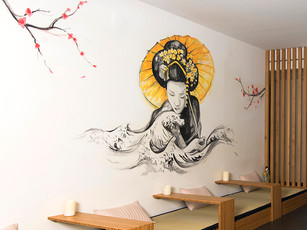 Tomoko spa house