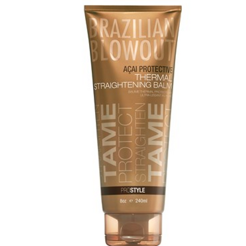 Brazilian Blowout Acai Thermal Straightening Balm