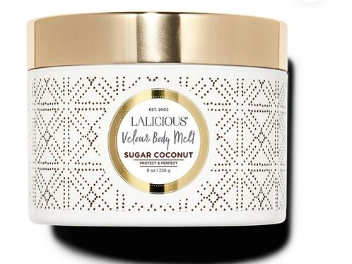 Lalicious Sugar Coconut Velour Body Melt