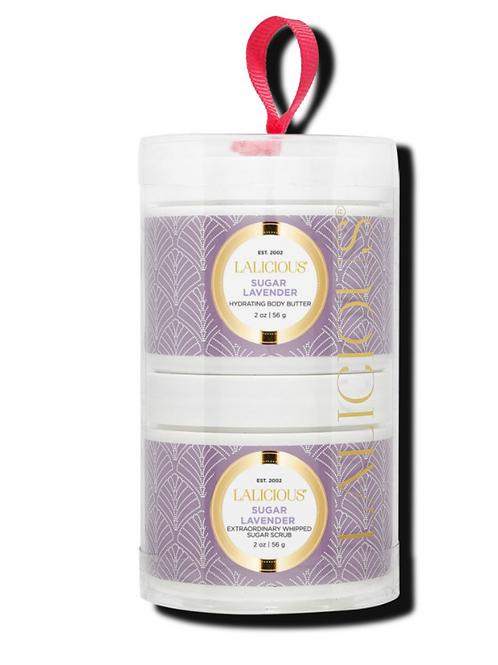Lalicious Sugar Lavender Mini Duo