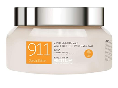 911 Quinoa Hair Masque