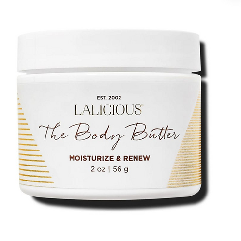 Lalicious  The Collection Body Butter