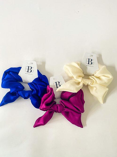 Silk Hair Scrunchie