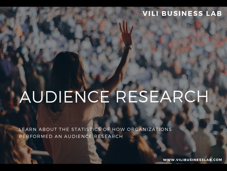 Audience Research and Nurturing