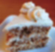しこくびえ粉の豆腐クリームケーキ
