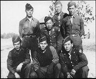 442連隊への日系人志願兵