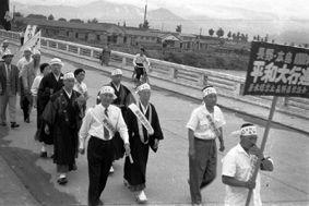 原水爆禁止大行進