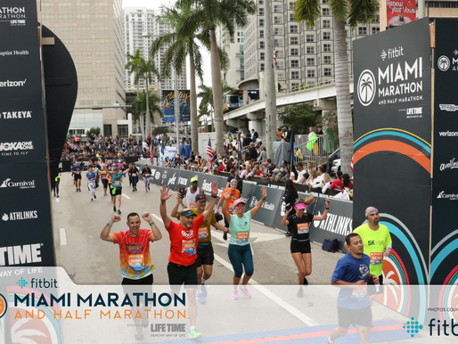 Top 3 reasons why I signed up for the Miami Half Marathon