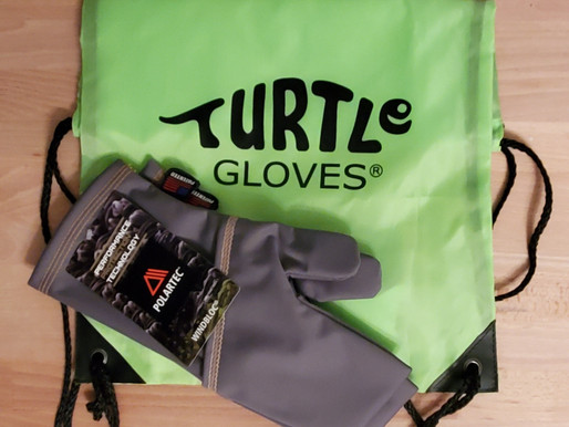 Product Review: Turtle Gloves Mittens
