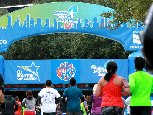 Reasons to run the Houston Marathon