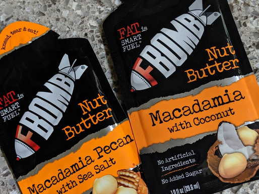 Smart Fueling with FBomb Nut Butters