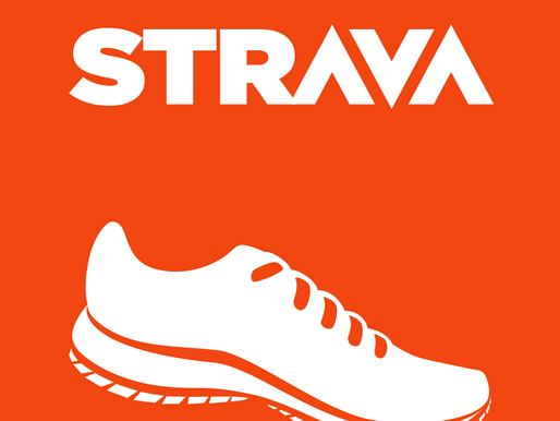 Strava post 1 of 2: Great way to track mileage on running shoes
