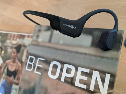 Top 5 improvements brought by AfterShokz Aeropex