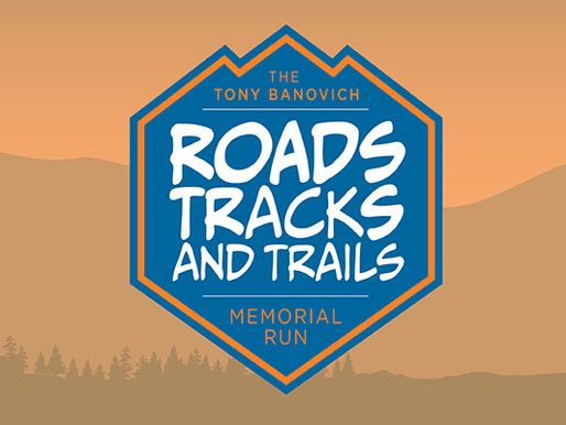 Running to remember Tony Banovich