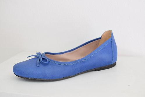 Balerina azul