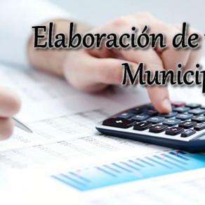 Pronunciamiento sobre la iniciativa de reformas en materia de presupuesto municipal.