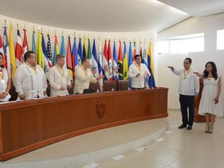 Asume Juan Marcos Gutiérrez González la presidencia del Colegio