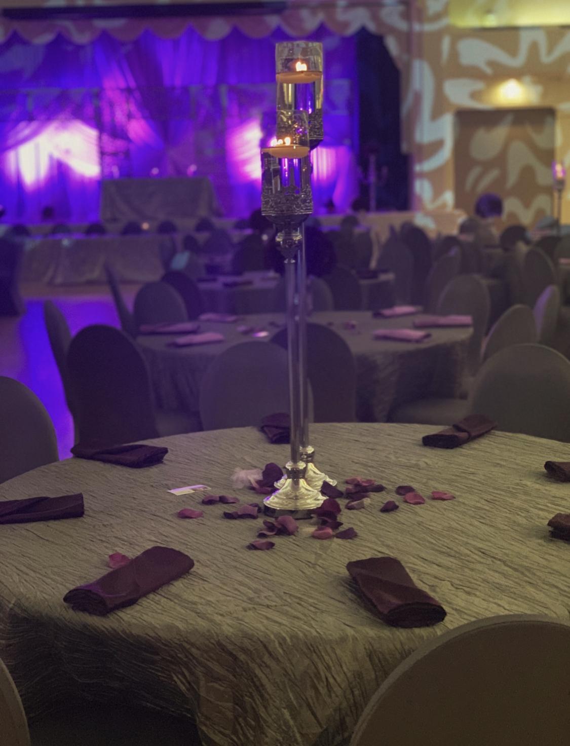 The Purple Wedding