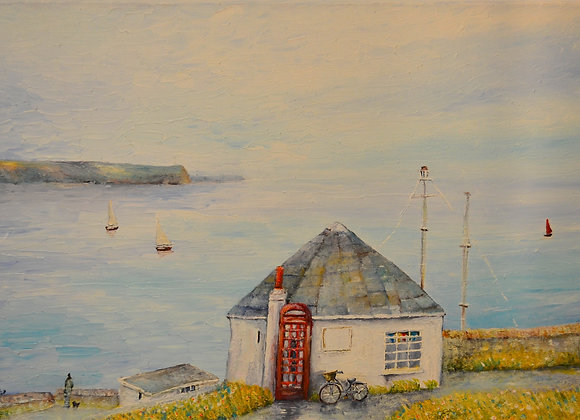 The Fisherman's Lookout, Portscatho