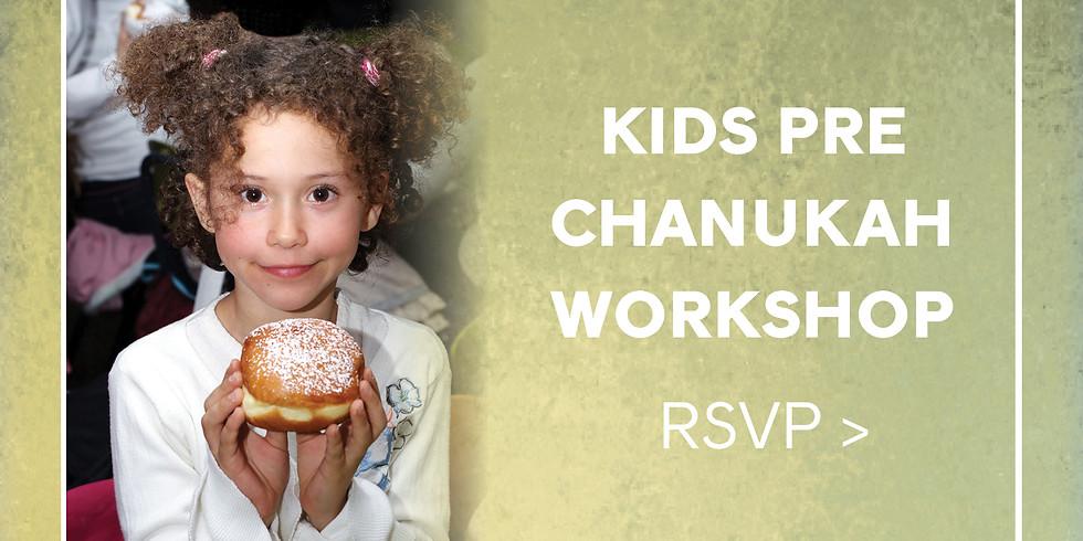 Kids Chanukah Workshop