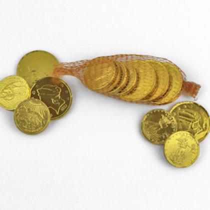 Milk Chocalate Coins 1 pk