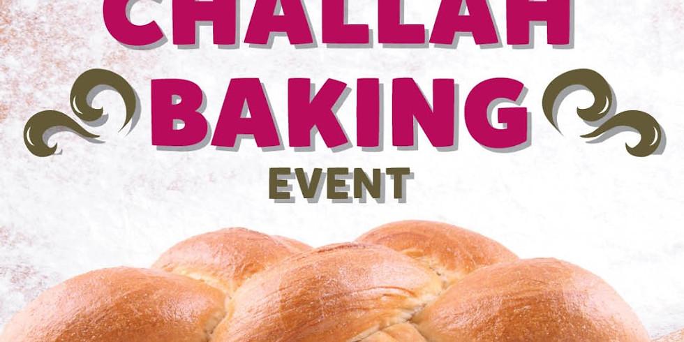 3rd Women Challah Baking