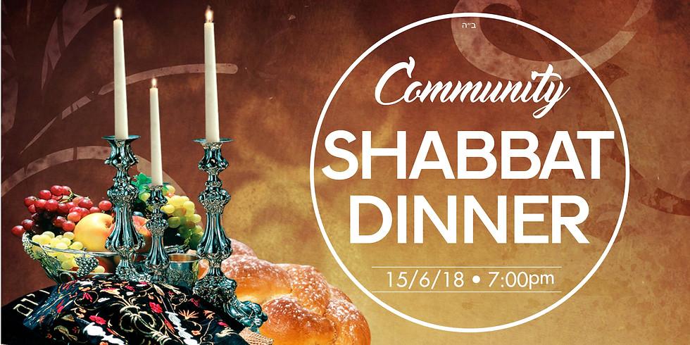 Community Friday night Dinner