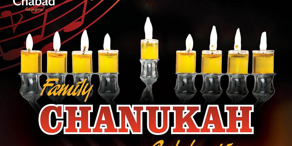 Family Chanukah Celebration