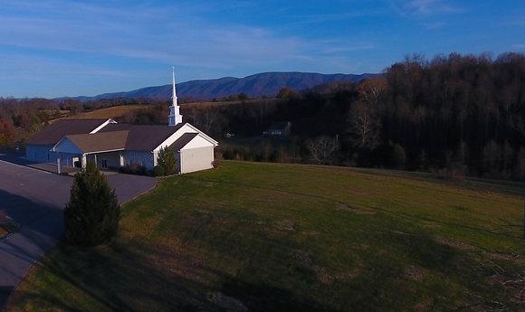 Little White Church 01